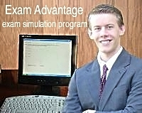 Exam Advantage Simulator